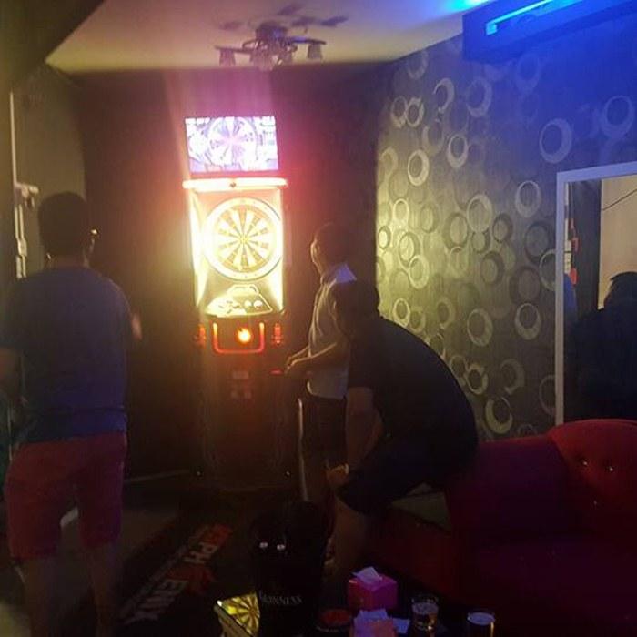 Master darts 8