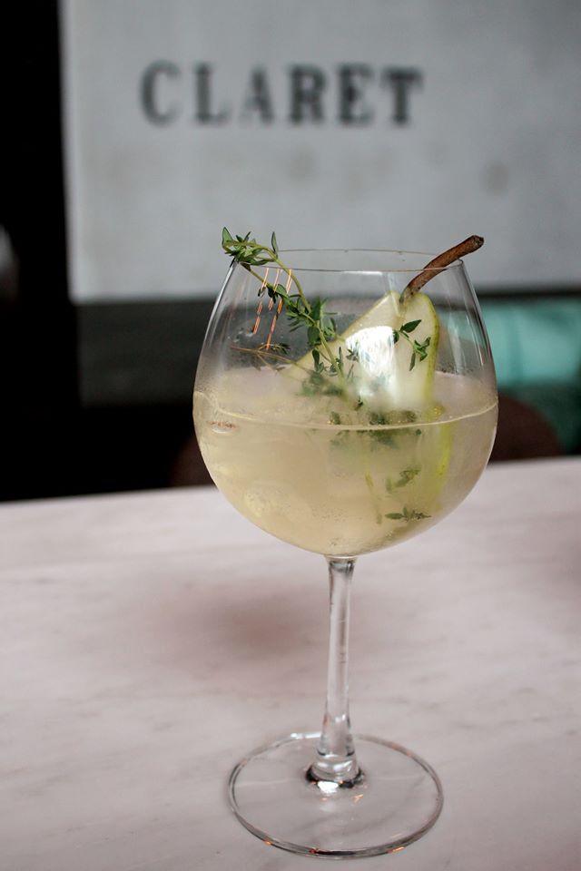 Claret Wine Bar at Troika Sky Dining