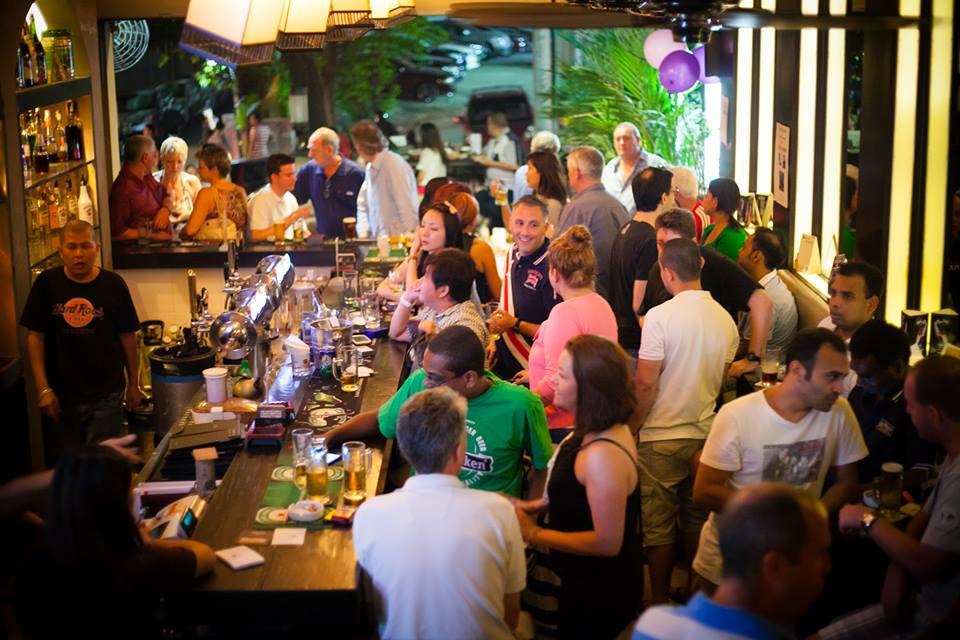 The Ceylon Bar