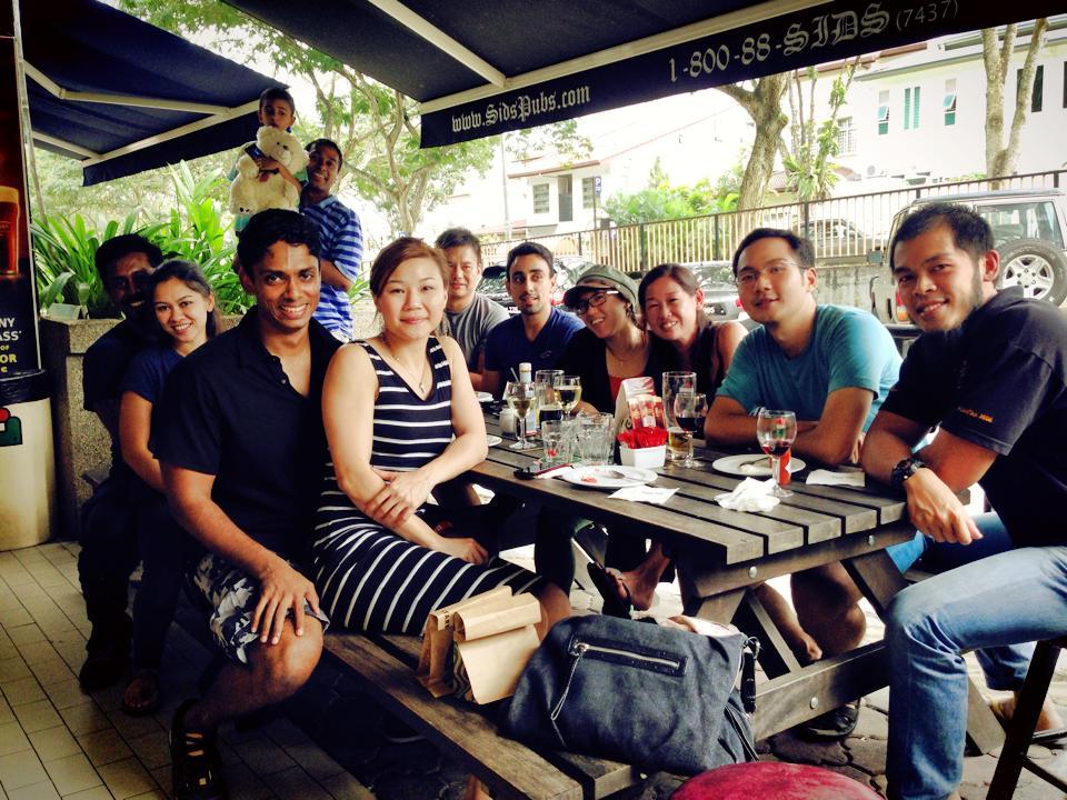 Sid's Pub @ DAMANSARA HEIGHTS