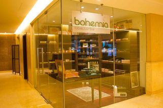 Bohemia Tobacco. Bar