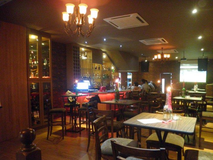 Saints Bar and Kitchen