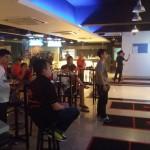 Dynamic Cafe