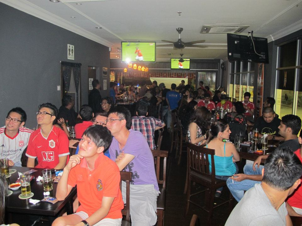 The Wall Street Bar @ Publika