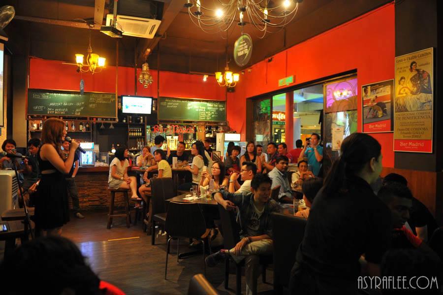 Bar Madrid