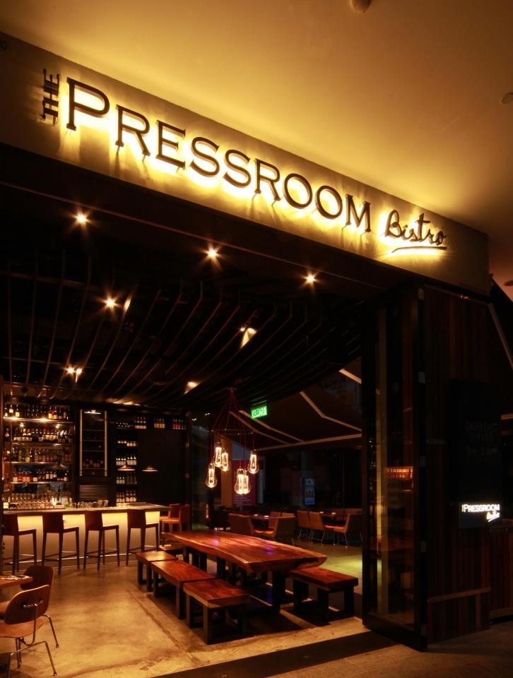 The Press Room Bistro